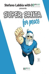 Super Santa for Peace di Stefano Labbia