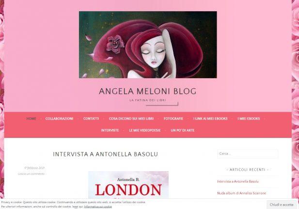 Angela Meloni Blog