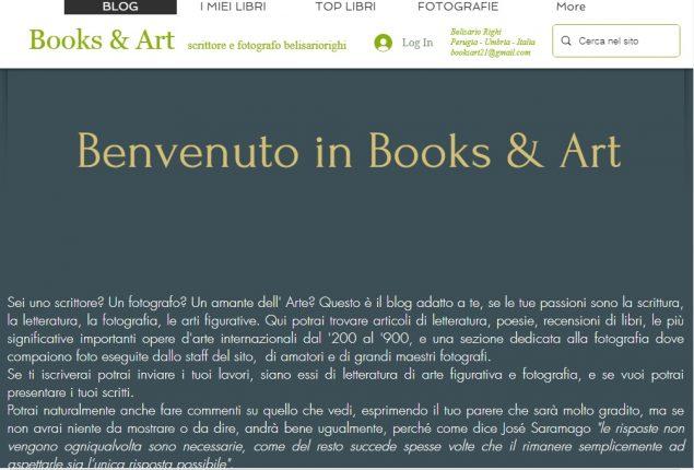 Books & Art