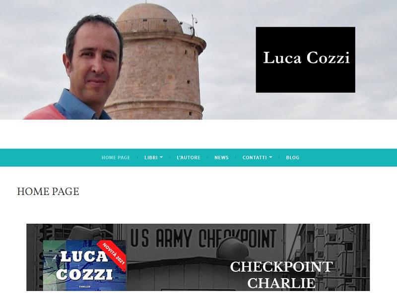 Luca Cozzi Blog